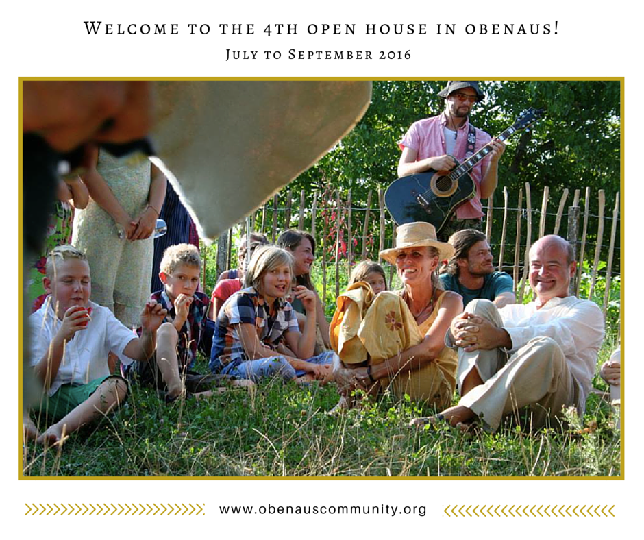 OPEN HOUSE FB post